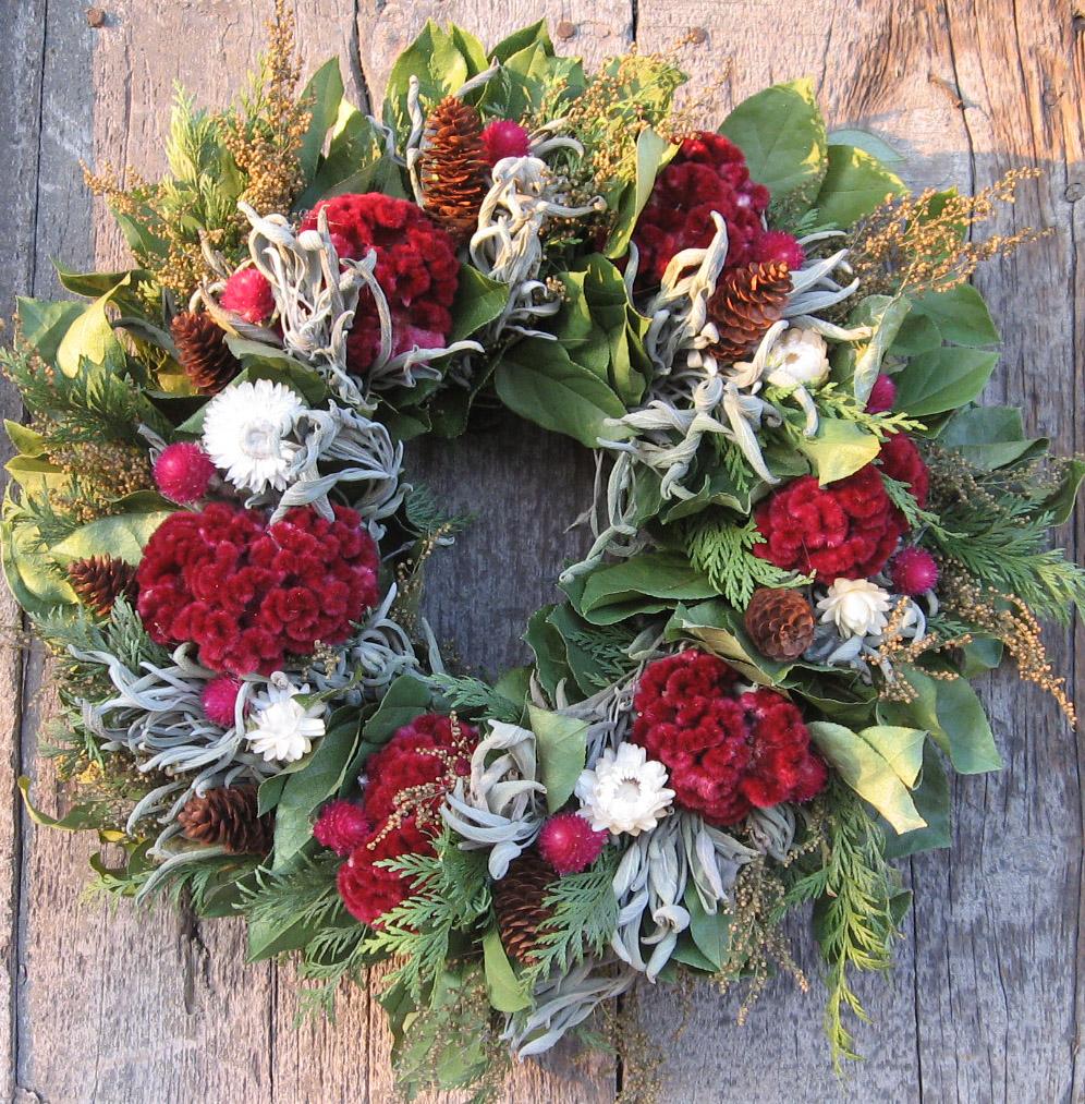 beautiful christmas wreaths viewing gallery